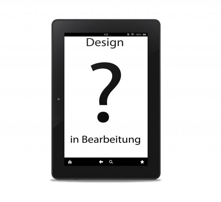 Design in Bearbeitung